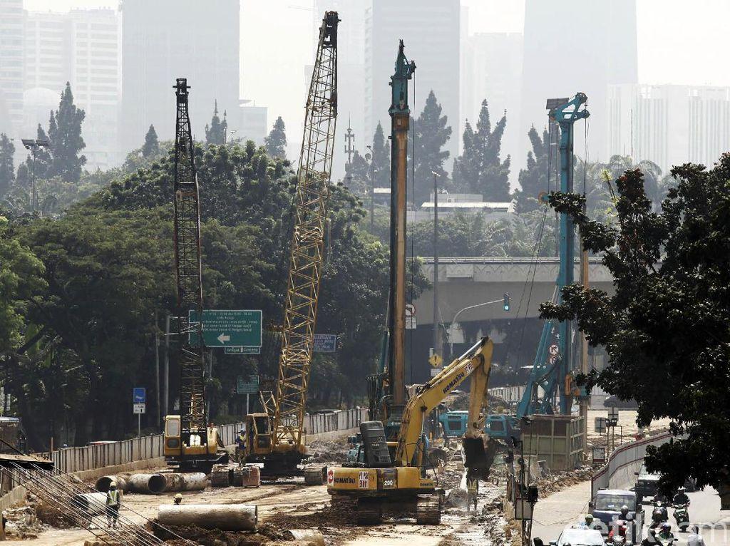 Proyek ini diperkirakan menelan biaya Rp 200 miliar.
