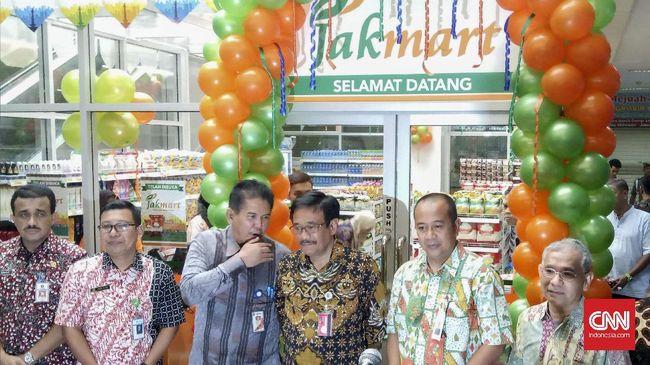 PD Pasar Jaya Usul Sinergikan JakMart dan OK OCE Mart
