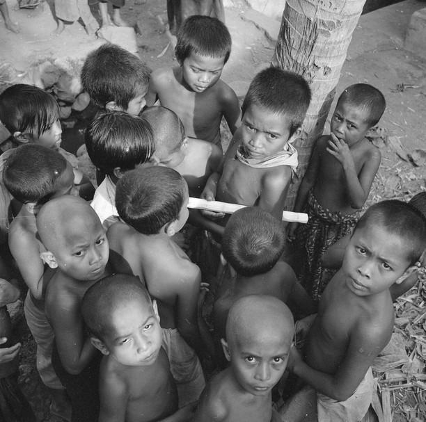 Potret Kehidupan Anak-anak Indonesia Tahun 50-an