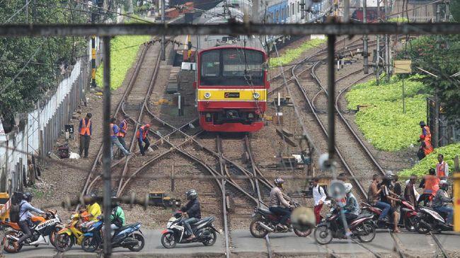 Kapasitas KRL Tanah Abang-Rangkasbitung 2019 Naik 100 Persen