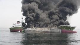 Kapal Angkut Elpiji Meledak di Samarinda, Gelegar Radius 5 Km