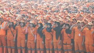 Gaji Pasukan Oranye Bakal Lebih Tinggi dari Upah Buruh