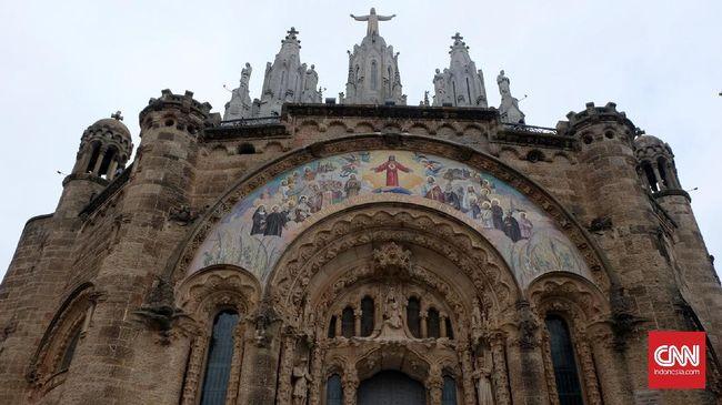 Setelah Seabad, Sagrada Familia Dapat Izin Pembangunan