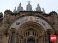 Gereja Ikonik di Barcelona Sudah 'Legal'