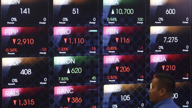 Bursa Saham Wall Street Diprediksi Bawa IHSG Semakin Lunglai