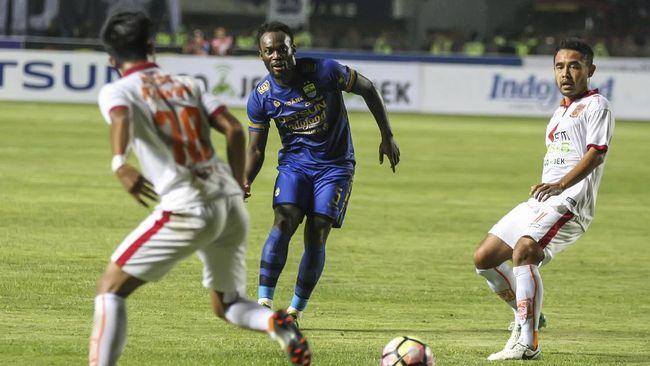 Imbas Wasit Diserang, Borneo FC vs Persib Ditunda