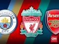 Live: Perebutan Tiket Liga Champions dari Liga Primer