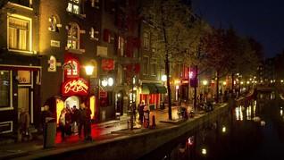 Menikmati De Wallen, Bekas Lokalisasi Legendaris di Amsterdam