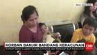 Korban Banjir Bandang Garut Menderita Keracunan Makanan
