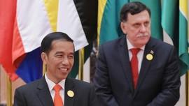 Jokowi: Kekuatan Militer Saja Tak Bisa Atasi Terorisme