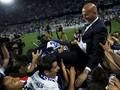Antar Madrid Juara, Zidane Serasa Berdansa