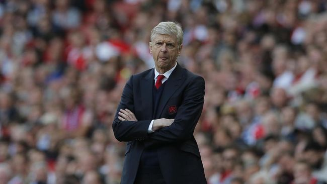 Arsene Wenger Diklaim Akan Latih Milan pada Januari