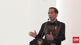 Jokowi Tanggapi Temuan BPK Soal 'Salah Asuh' Impor