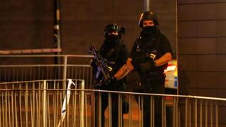 Terkait Bom Manchester, Polisi Ringkus Pria di Heathrow