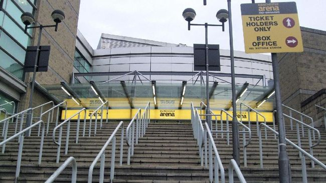 Manchester Arena, Bekas Bioskop yang jadi Tempat Konser Akbar