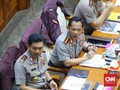 Di DPR, Kapolri Kembali Bantah Kriminalisasi Rizieq Shihab cs