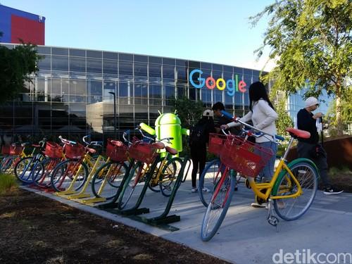 Google Hingga Starbucks, 10 Perusahaan dengan Fasilitas Kantor Bikin Iri