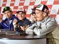 Presiden FIM Ingin Damaikan Rossi dan Marquez