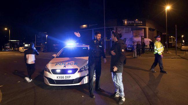 Polisi Pastikan Teror Manchester Aksi Bom Bunuh Diri