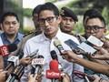Sandi Tak Tahu PT DGI Untung Miliaran Rupiah dari Wisma Atlet