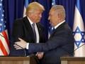 AS Dukung Israel Berperang Lawan Ancaman Musuh