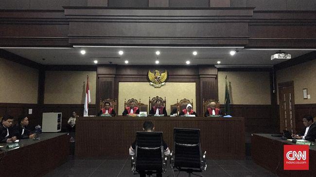Suap DPRD Kalteng, Bos Sinar Mas Divonis 1,8 Tahun Penjara