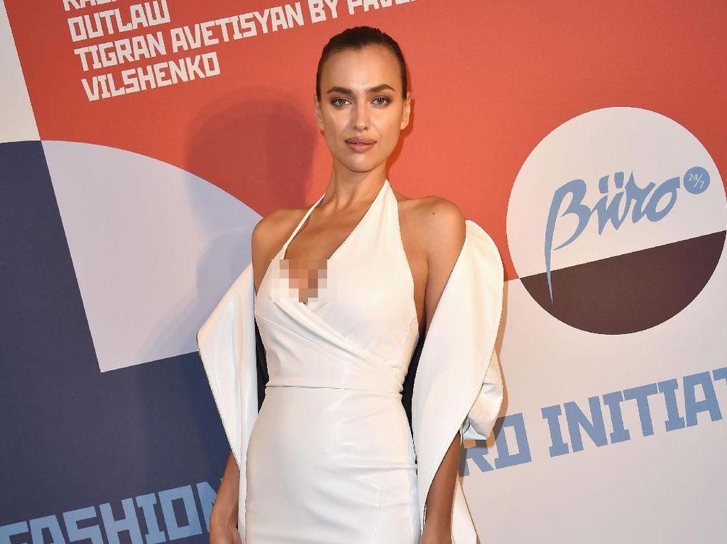 Irina Shayk Masih Menggunakan Bra yang Dibeli 10 Tahun Lalu