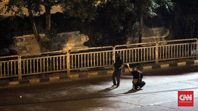 Polisi Sebut Potongan Tubuh Milik Pelaku Bom Kampung Melayu