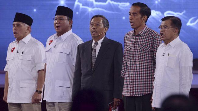 TVRI dan RRI Pegang Hak Siar Debat Capres Pemilu 2019