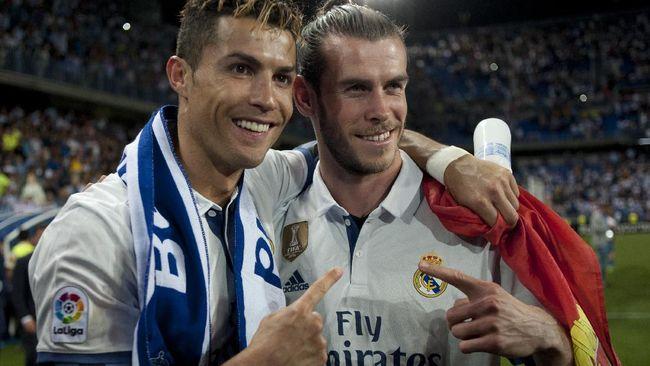 Bale Soal Ronaldo: Saya Tak Tahu Pasti