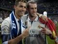 Pematung Ronaldo Buat Patung Gareth Bale