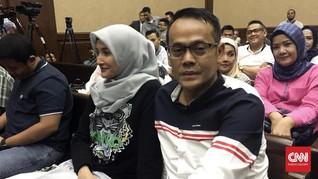 Suap Kalapas, Suami Inneke Koesherawati Dituntut 5 Tahun Bui