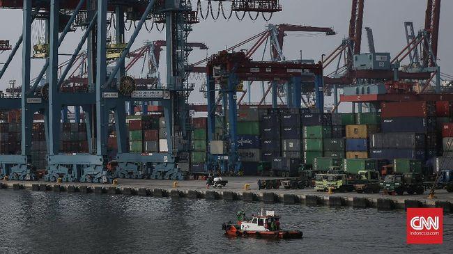 BI Kerek Proyeksi Surplus Neraca Dagang di Juni Jadi US$1 M