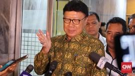 Mendagri Serahkan Surat Tugas Plt ke Wakil Gubernur Bengkulu