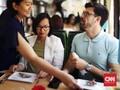 Makanan Indonesia Disajikan di Trem Wisata Rotterdam