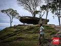 Tembok Pertahanan Jepang di Sabang