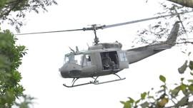 Rebut Kembali Marawi, Filipina Kerahkan Helikopter Serbu
