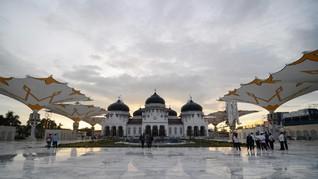 Menuju Banda Aceh 'Gemilang dalam Bingkai Syariah'
