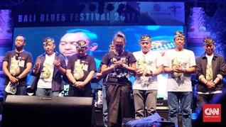 Bali Blues Festival Hening Sejenak untuk Bom Kampung Melayu