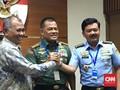 Perwira Tinggi TNI AU Tersangka Korupsi Heli Rp220 Miliar