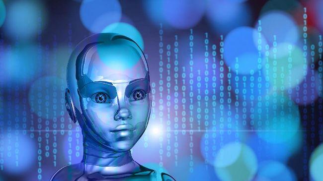 Hasil gambar untuk gambar robot tuhan