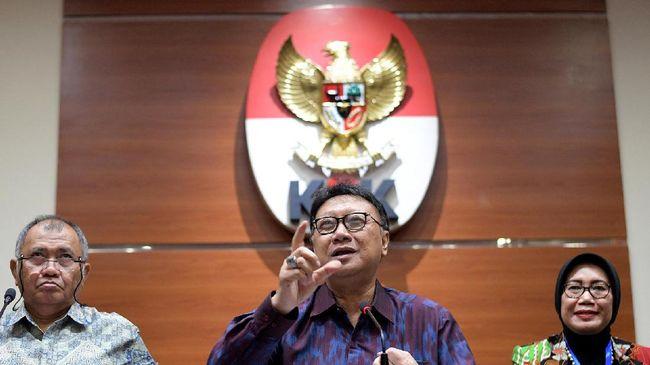 Mendagri Tunggu Surat KPK Untuk Tunjuk Plt Gubernur Bengkulu