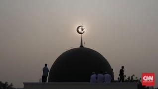 Hilal Belum Terlihat, Awal Ramadan Ditetapkan Kamis 17 Mei