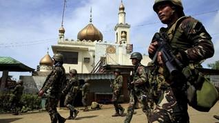 Wiranto Ajak Negara Kawasan Keroyok ISIS di Marawi