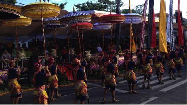 Pesta Kesenian Bali 2017 Tarik Wisatawan dengan Atraksi Baru