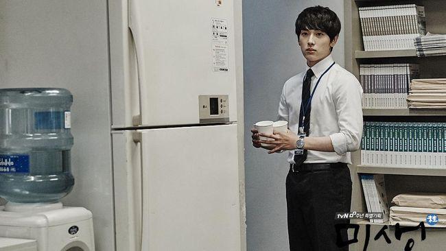Korea Pilih Im Siwan Sebagai Penyanyi yang Paling Jago Akting