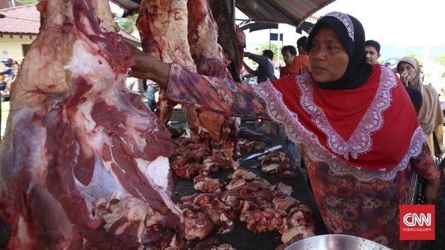 Aturan Pemerintah Dinilai Bikin Harga Daging Sapi Mahal