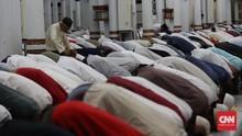 Masjid Agung di Tengah Kota Katolik Vatikan