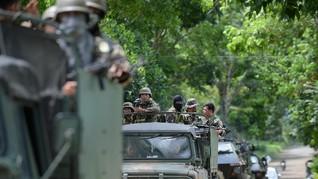 Militer Filipina Bebaskan Satu WNI Sandera Abu Sayyaf