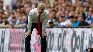 Tiga Trofi Mayor Arsene Wenger Selama 22 Tahun di Arsenal